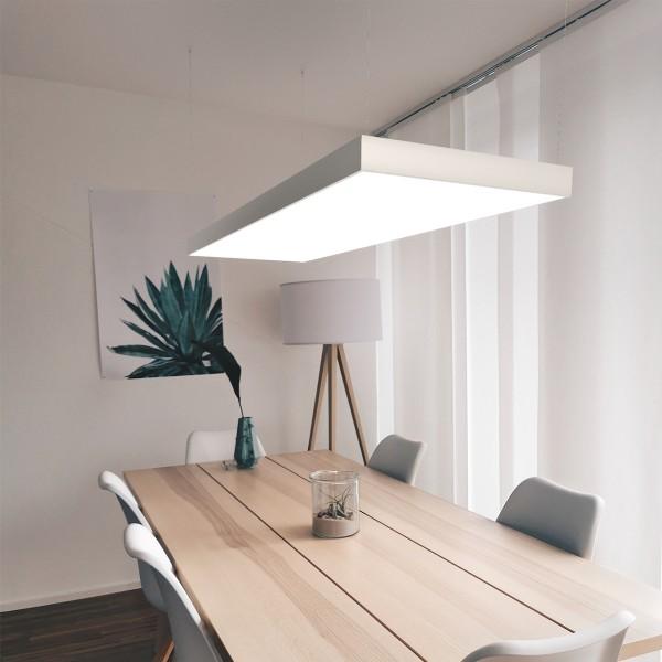 LED Leuchtkasten freihängende Deckenmontage