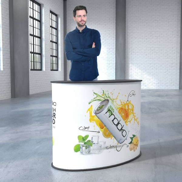 Messetheke Lamellen Maxi