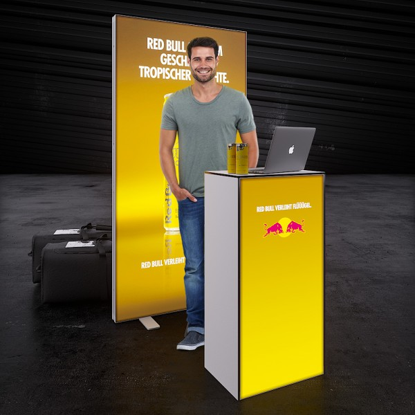 LED Messestand MOVE - Augsburg 1 x 2 m