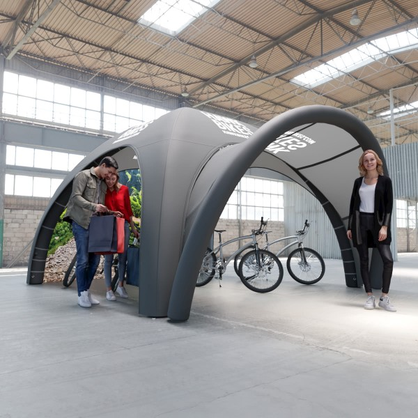 Vordach passend für aufblasbares Zelt Airtent Premium