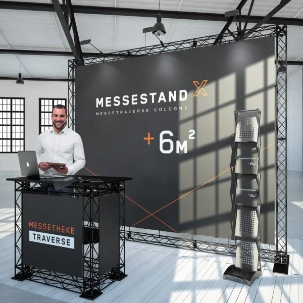 Messestand Traverse Cologne 6 m² - Kopfstand