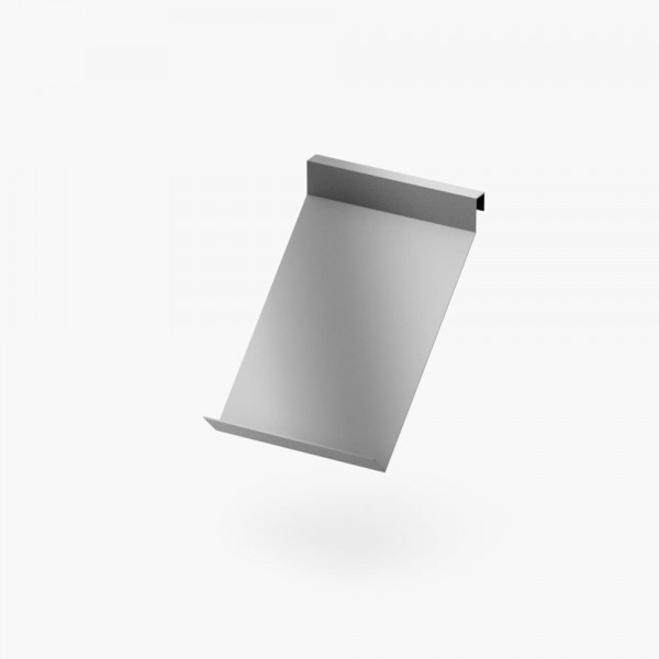 Prospekthalter Aluminium A4 passend für LED One