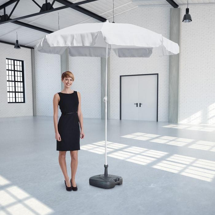sonnenschirm f r messe event konorg shop. Black Bedroom Furniture Sets. Home Design Ideas