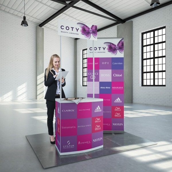Promotionstand 3m² mobil Bremen