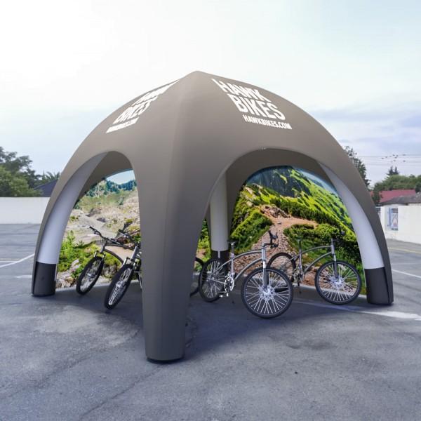 Aufblasbares Zelt Airtent 4x4