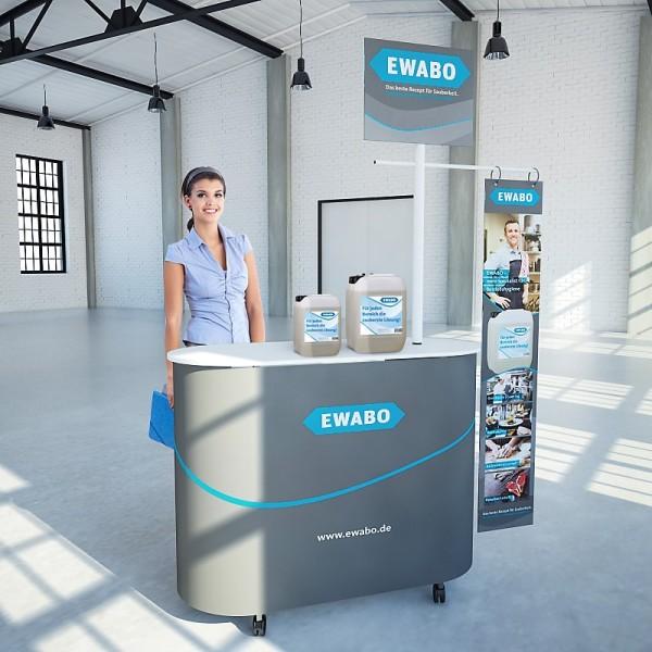 Mobiler Verkaufsstand EURO Line Ellipse