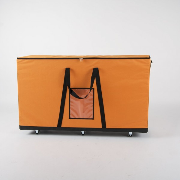 Transporttasche verstärkt mit Rollen