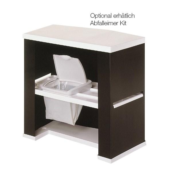 Abfalleimer-Kit für Kunststoffpromoter Flat