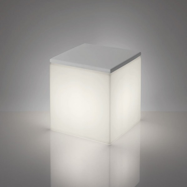 Leuchtwürfel Sitzwürfel SLIDE Cube