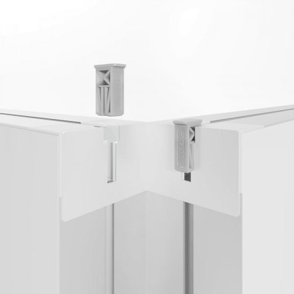 Eckverbinder passend für LED One